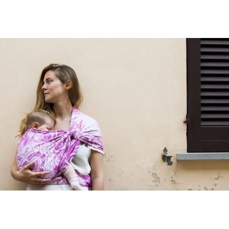 BIRTHING MANDALA Fuchsia