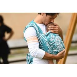 BIRTHING MANDALA acquamarina