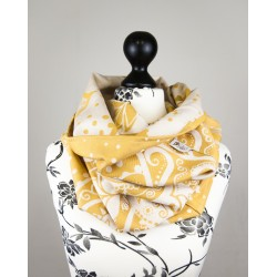 Birthing Mandala marigold